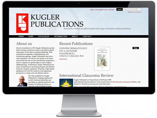 Kugler Publications